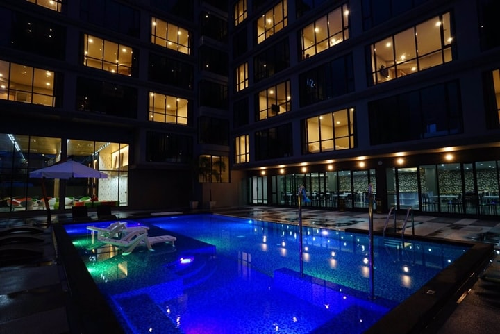 Beston Hotel Pattaya Swimming Pool 3
